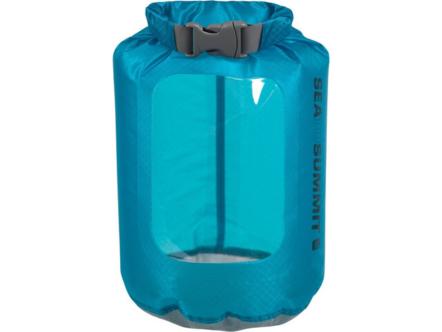 Sea to Summit Ultra-Sil View Dry Sack 1L Blue